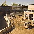 Construction of Cesar E. Chavez Elementary School & Hall School