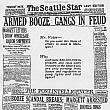 Prohibition in Seattle