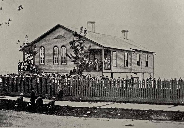 Ward School No. 1