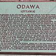 Odawa (Ottawa) Indian Plaque