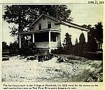The Hunting House, Plainfield Village