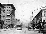 Monroe Ave. at Division Ave., 1896