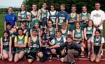 Walker Charter Academy Cross Country Team