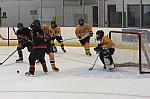 Creston and Central High Schools' Hockey Game