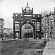 Centennial Arch, View from Canal St.
