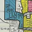 Home Owner's Loan Corporation Map, Section B18