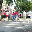 Ottawa Hills Hollyhock Lane Parade, 2003