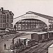 Grand Rapids & Indiana RR Train Shed