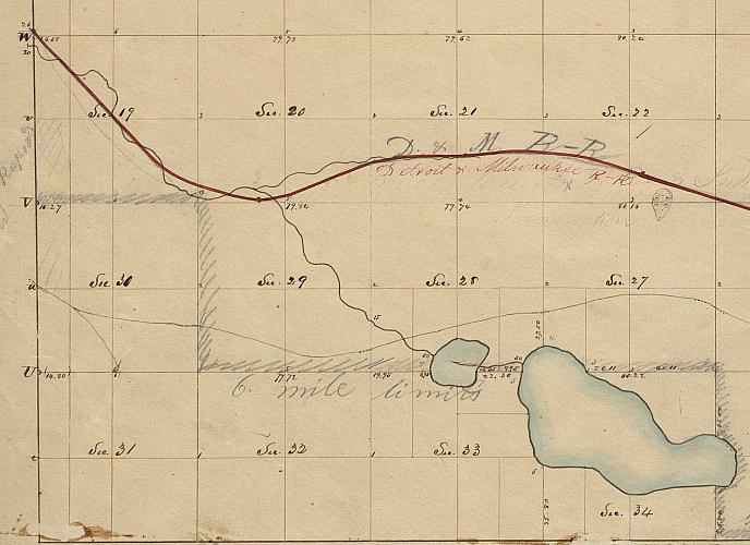 1831 Survey East of Grand River