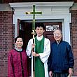 Yefei Jin and Grandparents