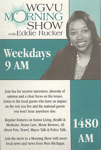 Eddie Rucker and The Morning Show