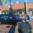 Gerald R. Ford Hearse in Eastown