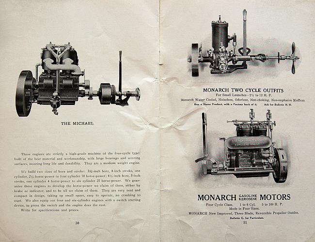 Monarch Motors and the Michael