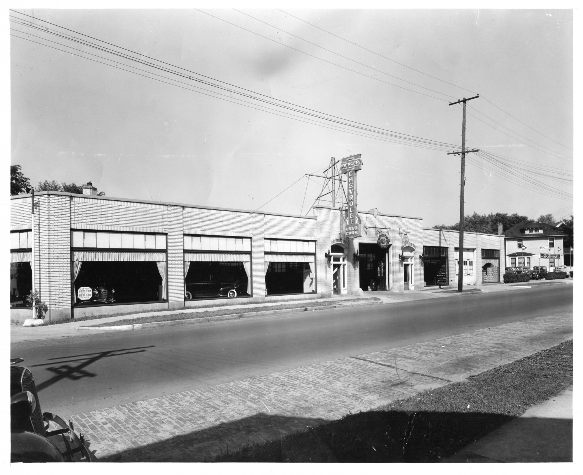 Berger Chevrolet Dealership History Grand Rapids