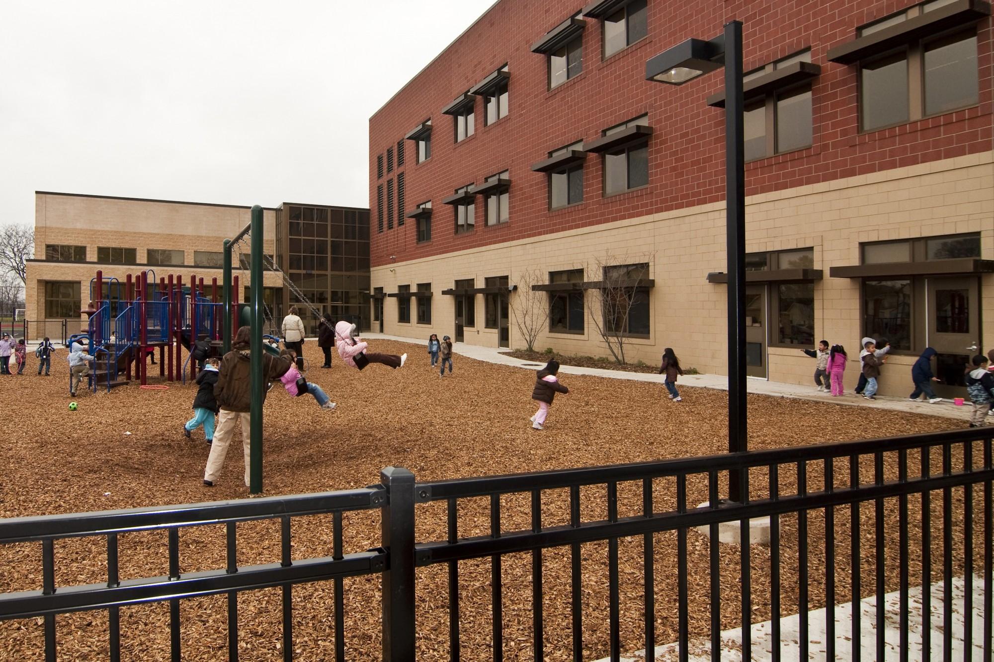 History Elementary School Chavez Elementary School