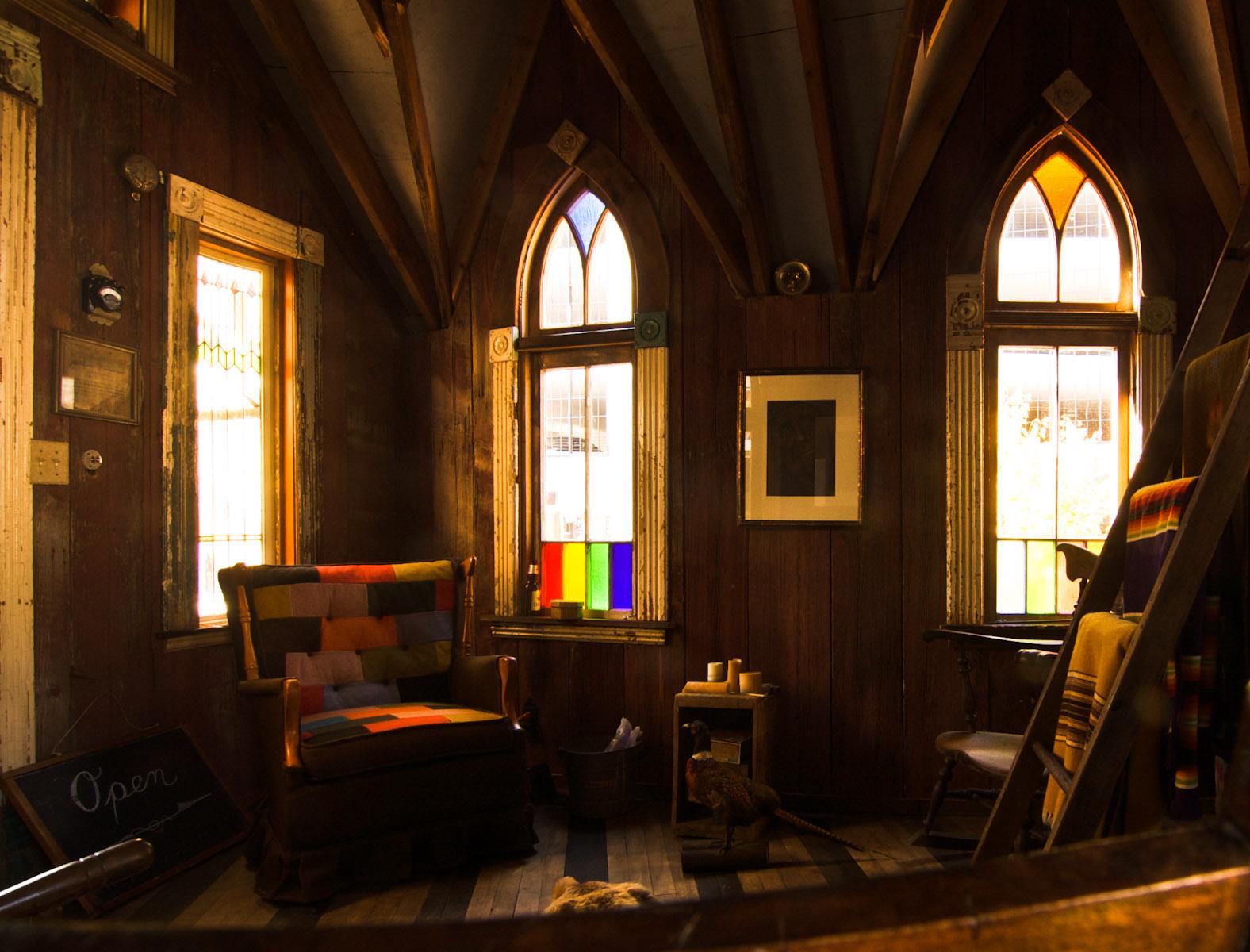 Simply Salvage Cozy Interior History Grand Rapids