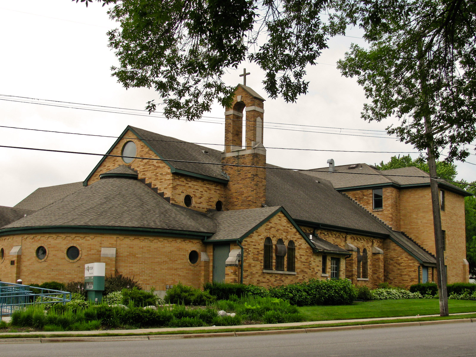 Exterior of Former Carmelite Monastery   History Grand Rapids