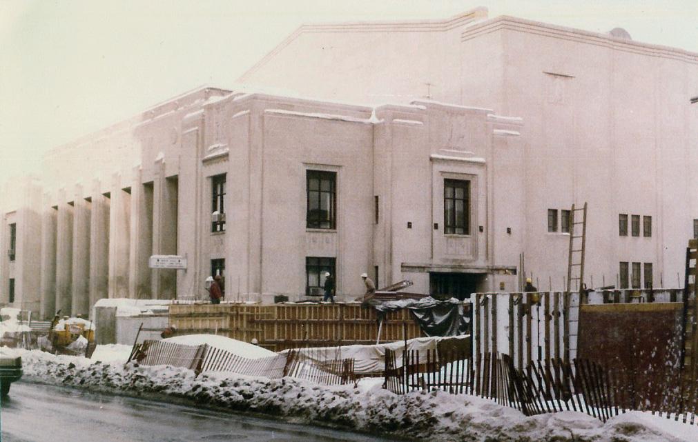 George Welsh Civic Auditorium History Grand Rapids
