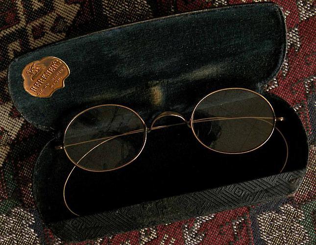 Herkner Jewelry, Eyeglass Case History Grand Rapids