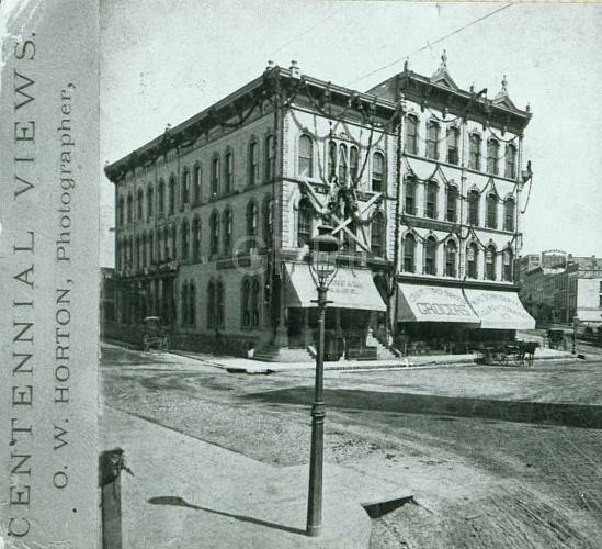 Lighting City Streets, 1850s To 1950s