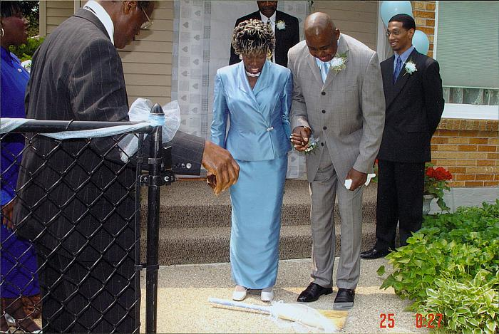 broom jumping essay Jumping the broom is one such tradition, however this tradition is made more interesting by its role in the marriage of slaves there are many opinions on the origin of the jumping the broom ceremony, and some will be presented here.