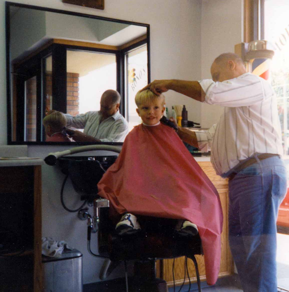 First Haircut History Grand Rapids
