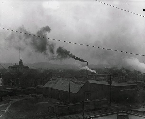 Air Pollution In Grand Rapids 100 Years Ago History