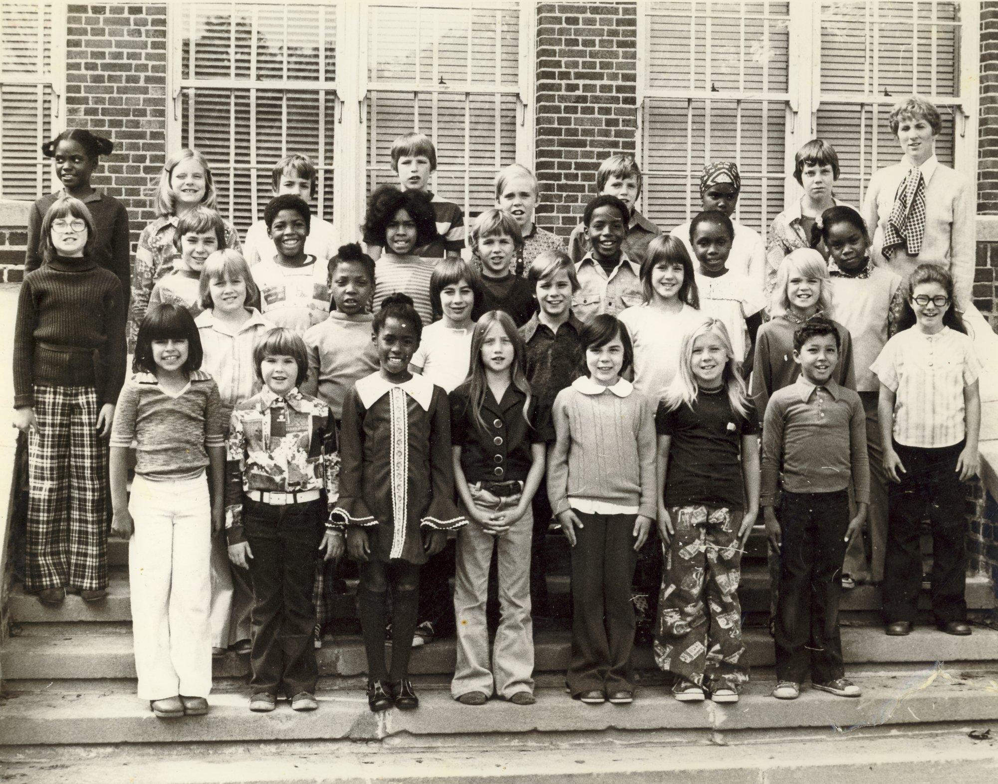 History Elementary School Alger Elementary School Class