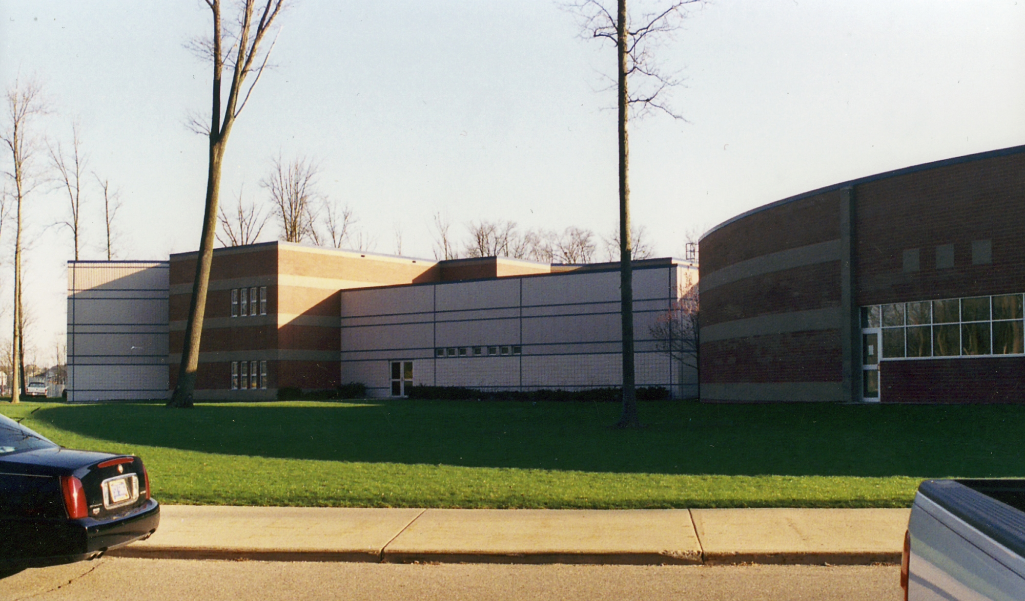 East Kentwood High School Freshman Campus History Grand