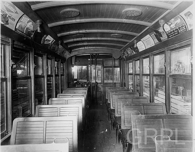 grand rapids streetcars history grand rapids. Black Bedroom Furniture Sets. Home Design Ideas