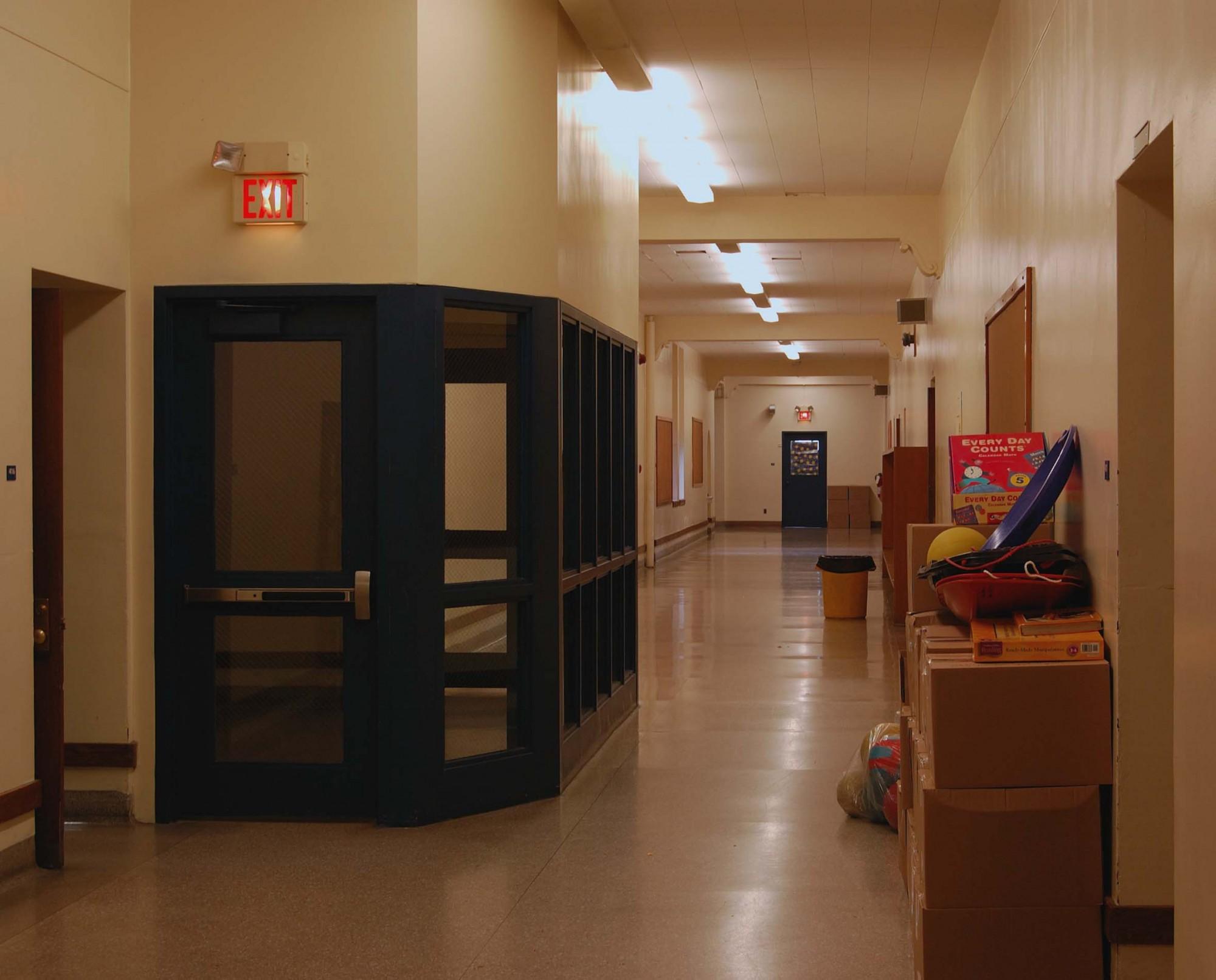 Eastern Elementary School 3rd Floor