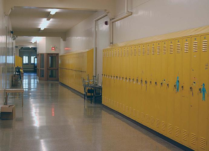 Eastern Elementary School First Floor History Grand Rapids