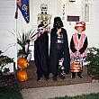 Halloween on Houseman Avenue