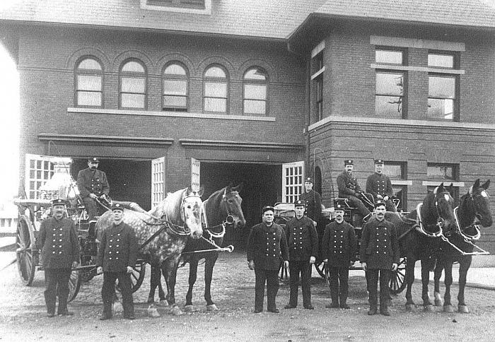 Fire Fighters of Engine House No. 11
