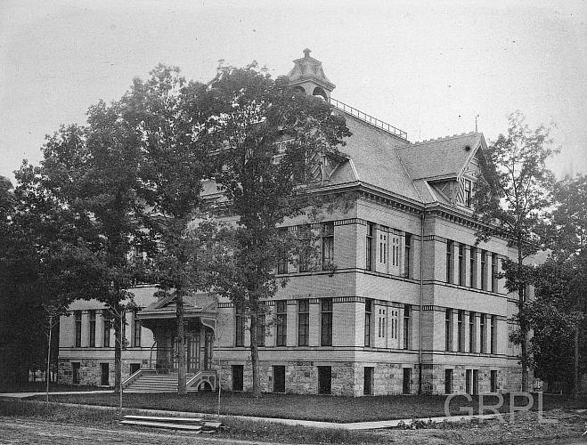 Turner Street School, Before the Fire