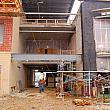Construction of Cesar E. Chavez Elementary School, Entrance Area