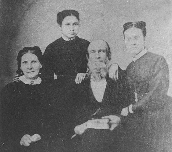 George Nelson Smith Family
