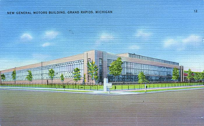 New General Motors Building