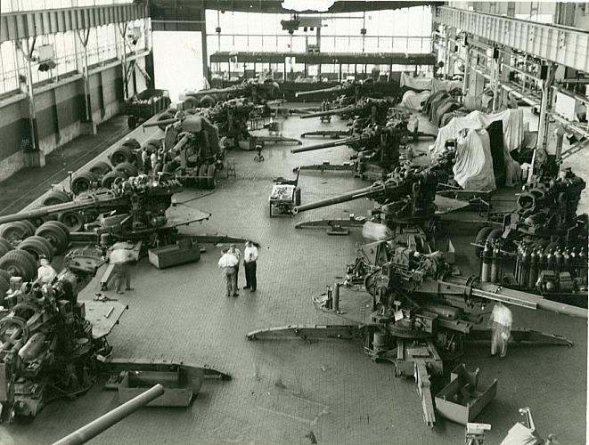 Metal Stamping Plant, Final Assembly Dept.