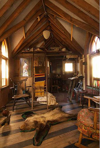 Simply Salvage, Interior with Bear