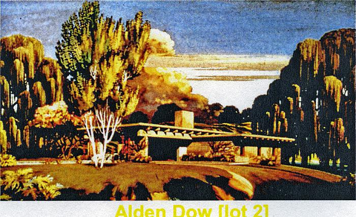 Alden Dow Design, Color