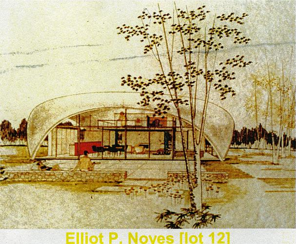 Elliot P. Noyes Design, Color