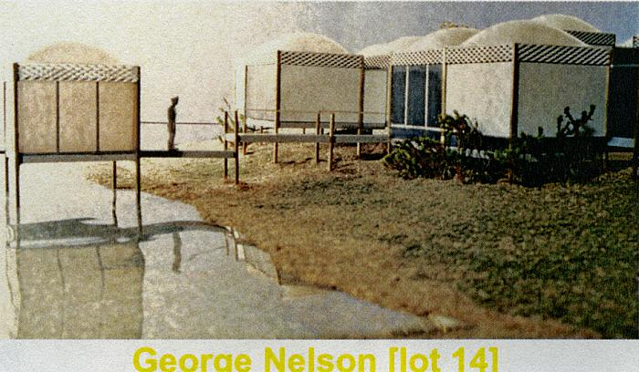 George Nelson Design, Color