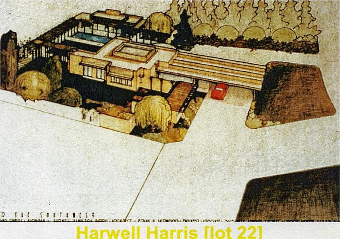 Harwell Harris Design, Color