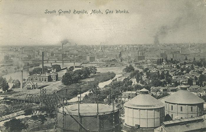 Grand Rapids Gas Works