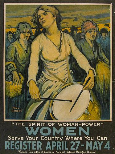 The Spirit of Woman-Power