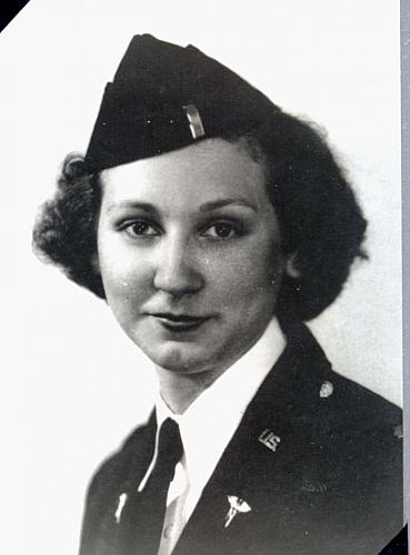 First Lt. Joy Lillie