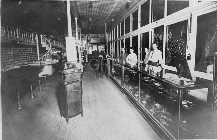 Friedrich Music Store, Interior (2)