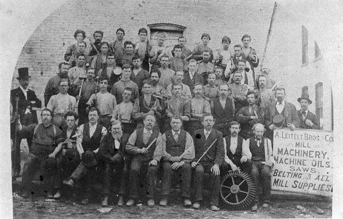 Leitelt Brothers' Employees