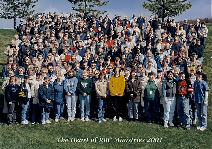 Radio Bible Club Employees